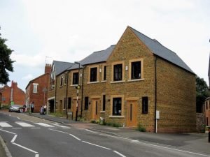 Development in Earls Barton Conservation Area