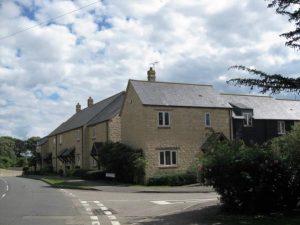 Development in Orlingbury Conservation Area