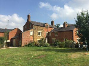Grade II Listed building in Weedon, Northamptonshire.